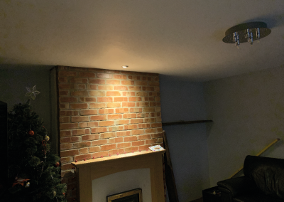 Domestic fire and lighting installation cheltenham gloucestershire